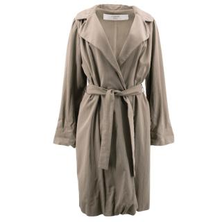 Lanvin Beige Trench Coat