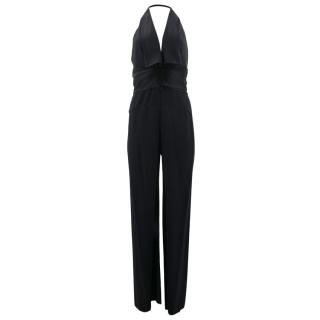 Maria Grachvogel Black Jumpsuit