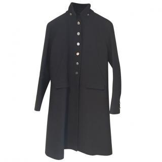 Louis Vuitton black coat