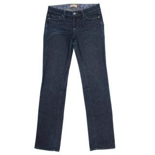 Paige Melrose Straight Leg Jeans