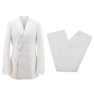 Burberry White Tuxedo