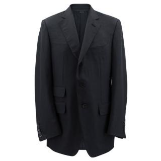 Tom Ford Black Cashmere and Silk Blazer
