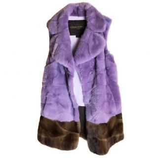 Runway Mink Fur by Louis Vuitton