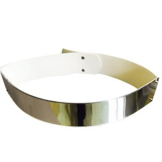 Maison Martin Magical Mirror Belt