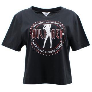Tommy Hilfiger GiGi Hadid Rock Tour Crop T-Shirt