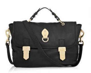 Mulberry large tillie bag in black