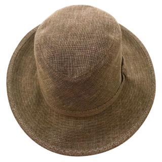 Hermes Linen hat