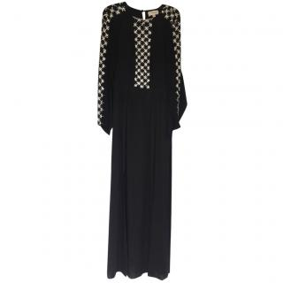 Temperley Sequin Embellished beaded maxi dress