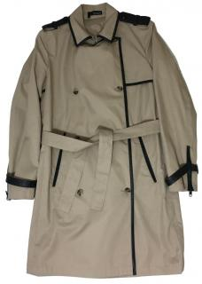 The Kooples Double Breasted Trench Coat.