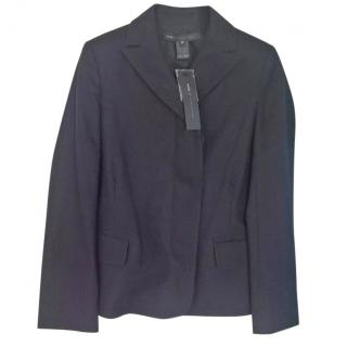 marc jacobs navy winter coat