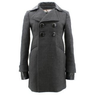 DSQUARED Double Brested Coat