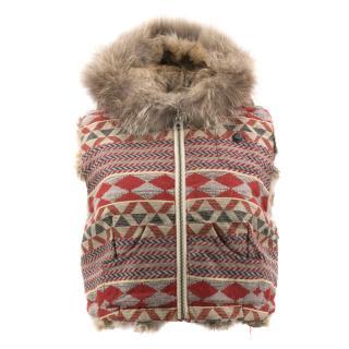 LaRok Fur Doubleface Vest
