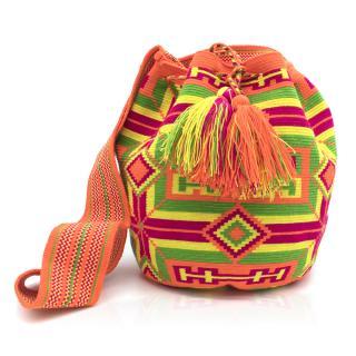 Miss Mochila Neon Bag