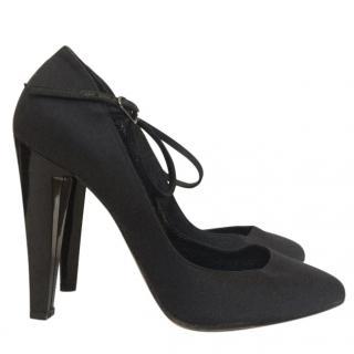 La Perla Court Shoes