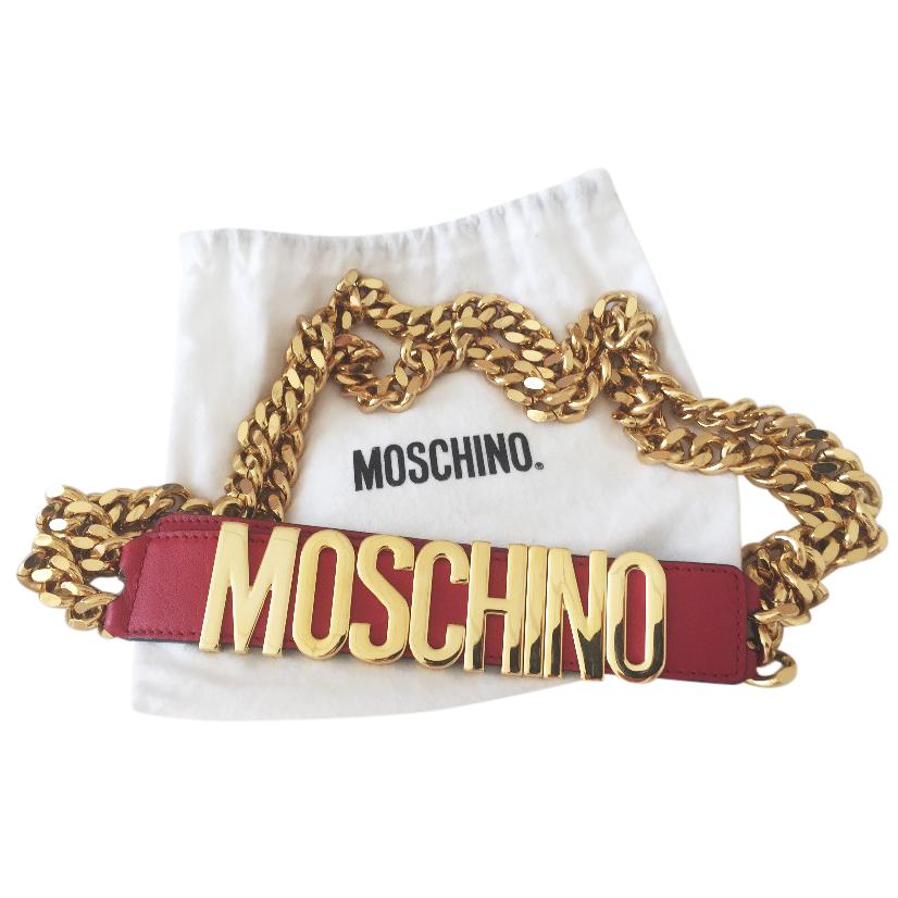 1753438cca3 Moschino Belt | HEWI London