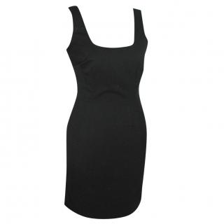 Emporio Armani little black dress