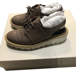 Stella McCartney slingback shoes