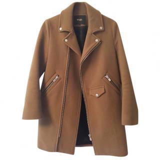 Maje Camel coat