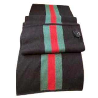 Gucci  Long Wool Scarf