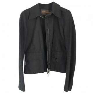 Louis Vuitton black jacket