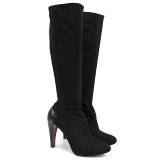 Alaia Black Boots