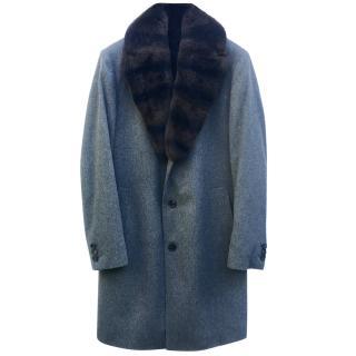 Hugo Boss Mens Coat