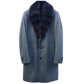 Hugo Boss Mens Coat