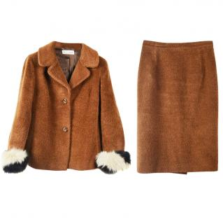 DOLCE&GABBANA skirt suit size 42