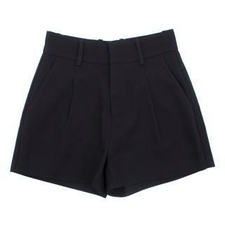 Toteme Navy Shorts
