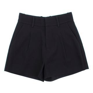 Toteme Navy Shorts