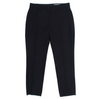 Alexander Mcqueen Black Pants