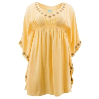 Melissa Odabash Yellow Dress