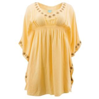 Melissa Odabash Yellow Dress