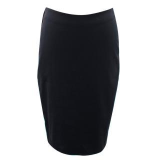 Joseph Black Pencil Skirt