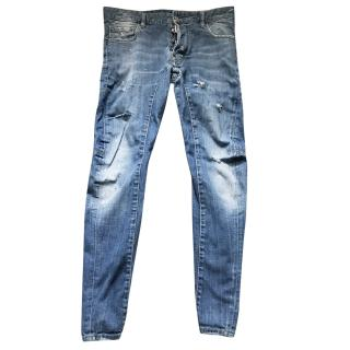 Dsquared Mens Cool Guy Jeans