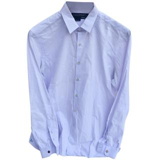 The Kooples men's blue shirt