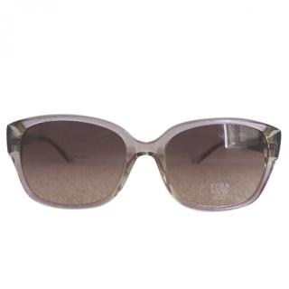 Vera Wang purple sunglasses
