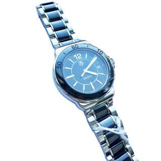 TAG Heuer Women's Formula 1 Black Dial Ceramic Quartz Watch
