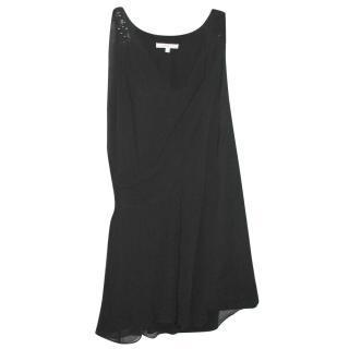 Vanessa Bruno silk drape dress