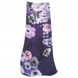 John Galliano silk shawl