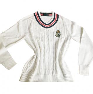 Faconnable Monte Carlo Country Club Tennis Sweater