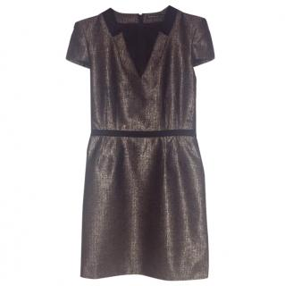 Mackage Mini Dress With Capped Sleeves