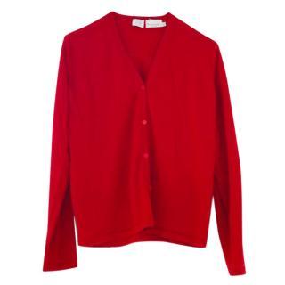 TSE Merino Wool Cardigan