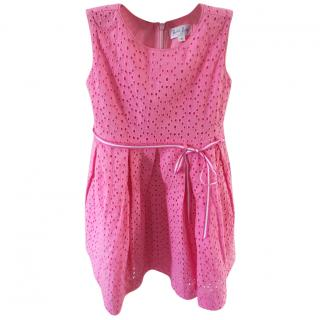 Rachel Riley pink girls dress
