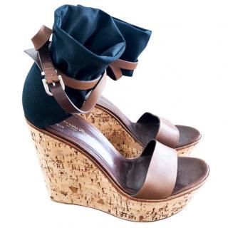 Gianvito Rossi platform summer sandals