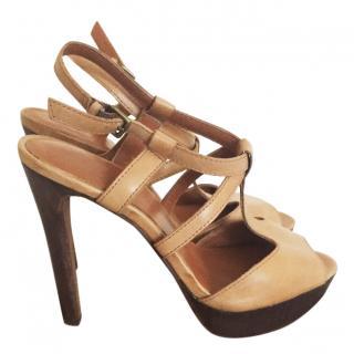 Ash heeled sandals