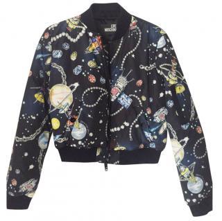 Moschino Jewel Bomber Jacket