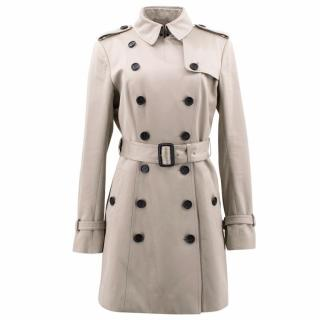 Burberry Prorsum Beige Trench Coat