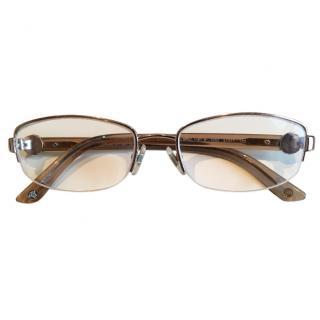 Versace reading glasses