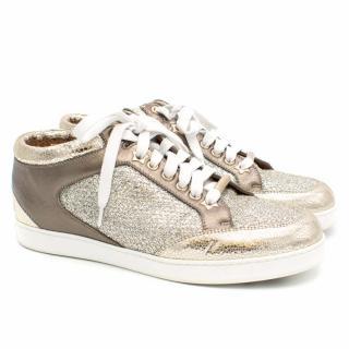 Jimmy Choo Miami Sneakers